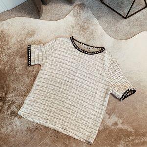 Zara stylish T shirt!